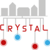 logo crystal fibre-optic monitoring