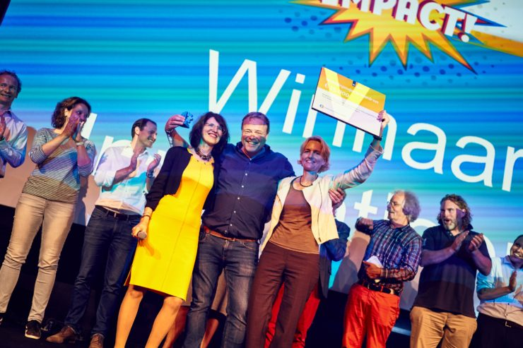 CRYSTAL wint innovatieprijs